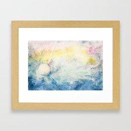 The Mission Framed Art Print