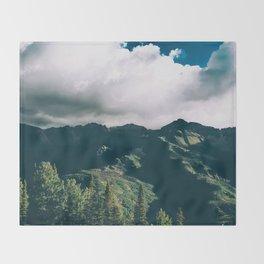 Telluride Colorado Throw Blanket