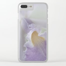 Beauty in a Whisper Clear iPhone Case