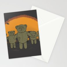 Dawn of the Ted Stationery Cards