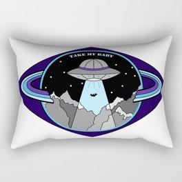 Take My Baby Rectangular Pillow