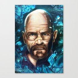 Breaking Bad - Walter White Canvas Print