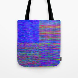 Re-Created Flag V by Robert S. Lee Tote Bag