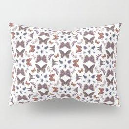 Mosaic of Bugs Pillow Sham