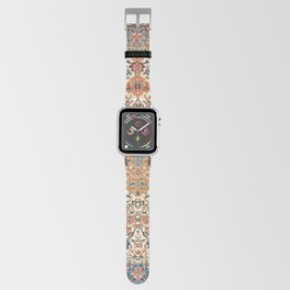 Isfahan Antique Central Persian Carpet Print Apple Watch Band
