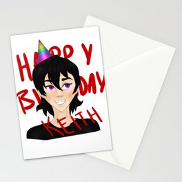 Birthday Keef Stationery Cards