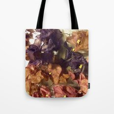 Violets From Another Time Tote Bag