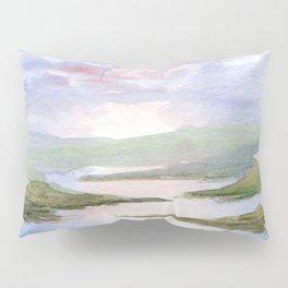 Imaginary Landscape Pillow Sham