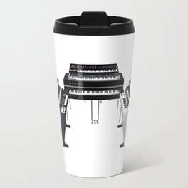 Vintage Keyboards / Synthesizers Travel Mug