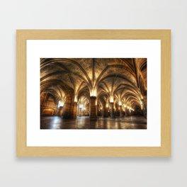 La Conciergerie Framed Art Print