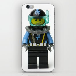 Another SCUBA Minifig iPhone Skin
