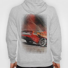American Dream Car Hoody