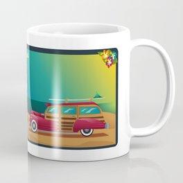 classic Surf Coffee Mug
