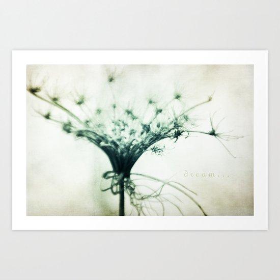 Dream... Art Print