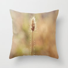 Tall and Proud Throw Pillow