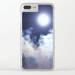 New Years Eve Clear iPhone Case