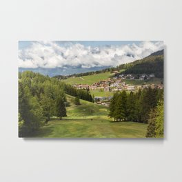 Golf club Metal Print