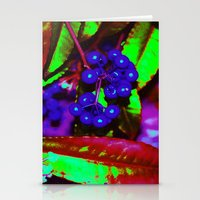 willy wonka Stationery Cards featuring WONKA berries by TLCGATOR