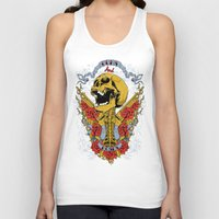 golden Tank Tops featuring Golden by Tshirt-Factory
