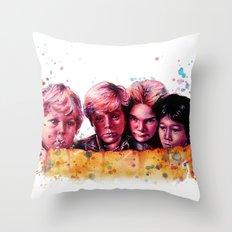 Hey You Guys! Throw Pillow