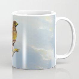 Steppe Eagle Coffee Mug