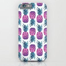 Purple Pineapple iPhone 6s Slim Case