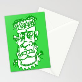 My Name Is Not Frankenstein Stationery Cards