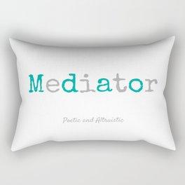 Mediator Rectangular Pillow