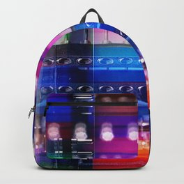 Colored Form Backpack
