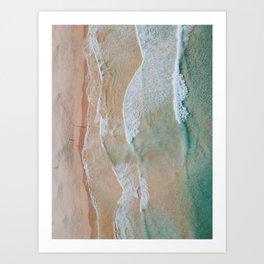 Palm Beach, Australia Art Print
