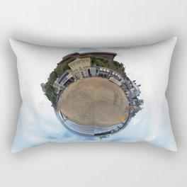 Planet Bournemouth Rectangular Pillow