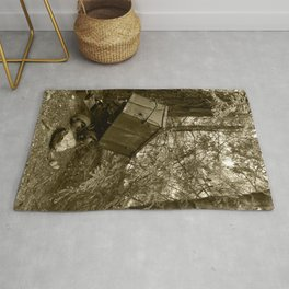 Final Resting Place Rug