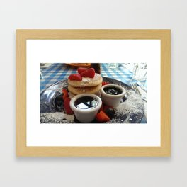 Where I would rather be... Framed Art Print