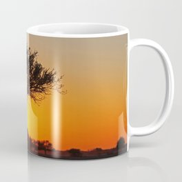 Day starts in Africa Coffee Mug