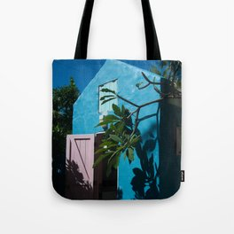 Aesthetically Pleasing Building Tote Bag