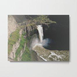 Palouse Falls. Metal Print