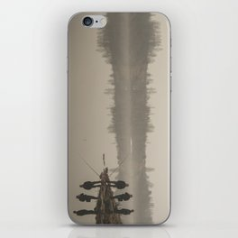 Parallel reality.  iPhone Skin