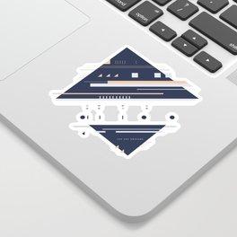 TEE 238 Sticker