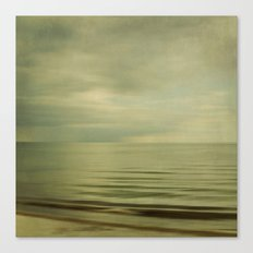 sea square XI Canvas Print