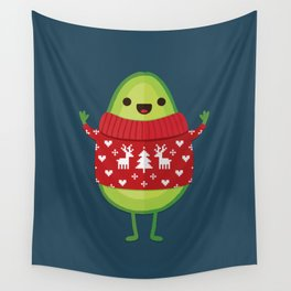 AVO MERRY CHRISTMAS Wall Tapestry