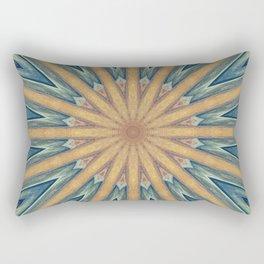 Barrel Kaleidoscpoe Rectangular Pillow