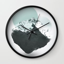 Mt. Everest - The Surreal North Face Wall Clock