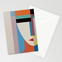 Absolute Face Stationery Cards