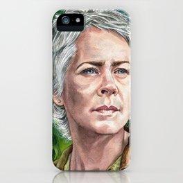 Carol Peletier iPhone Case