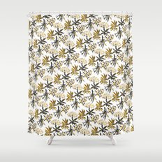 Herbal Apothecary Shower Curtain