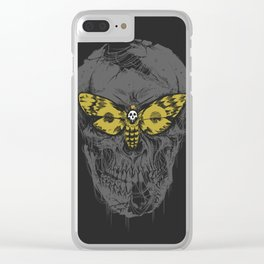 Silence of the Lambs Clear iPhone Case