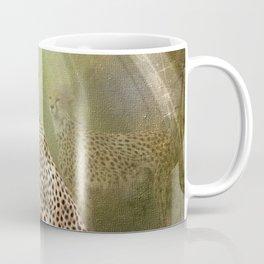Wonderful leopard Coffee Mug