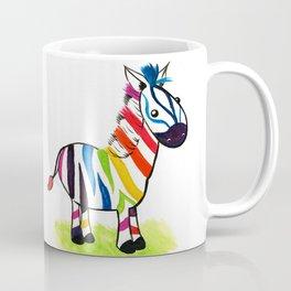 Colorful Zed Coffee Mug