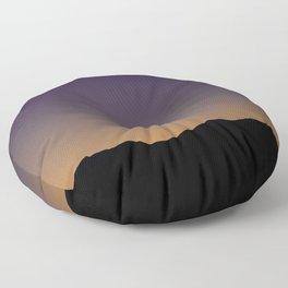 Gloaming Gradient Floor Pillow