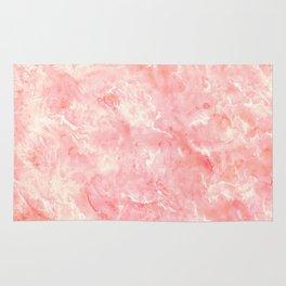 Art Deco Pink Rug